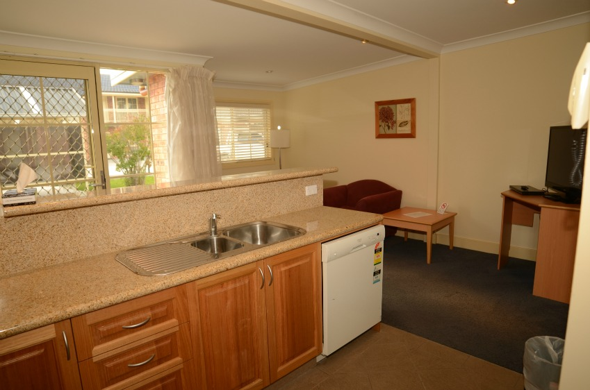 Bathurst Self Contained accommodation 2 bedroom Cottage Heritage Motor Inn