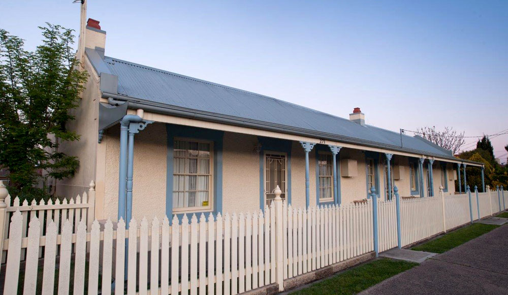Bathurst accommodation 4 star self contained accommodation