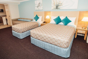 Bathurst Accommodation 4.5 star Disability studio Heritage Motor Inn