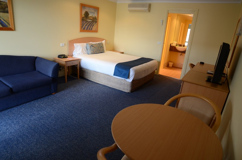 Bathurst accommodation 4 star motel